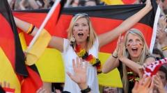 Tyskland mest populær